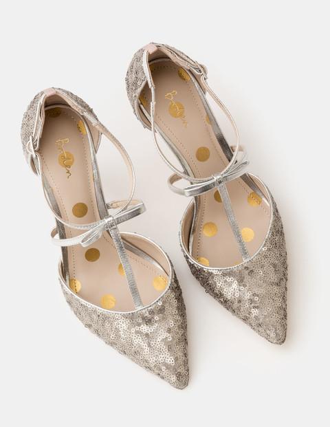 Boben - Jennifer T-Bar Shoes