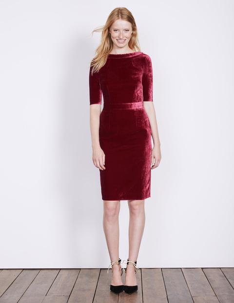 Boden - Velvet Martha Dress