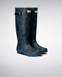 Hunter Wellies - National Trust Boot