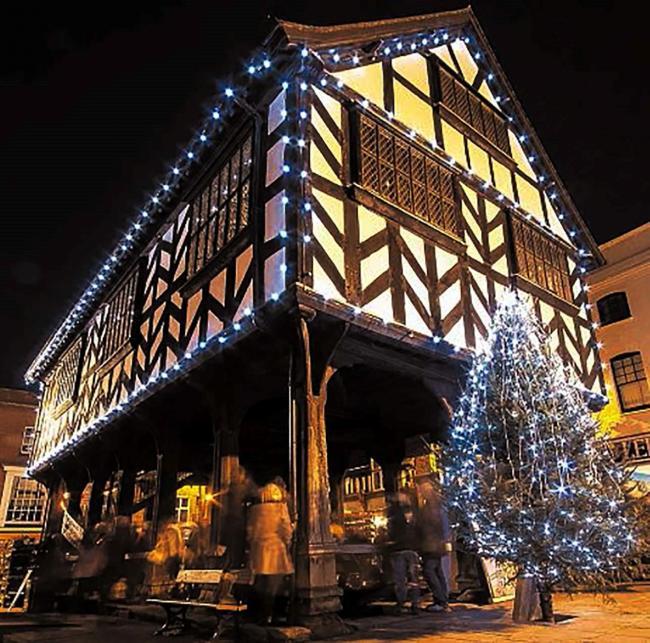 Christmas Shopping …. LedburyStyle