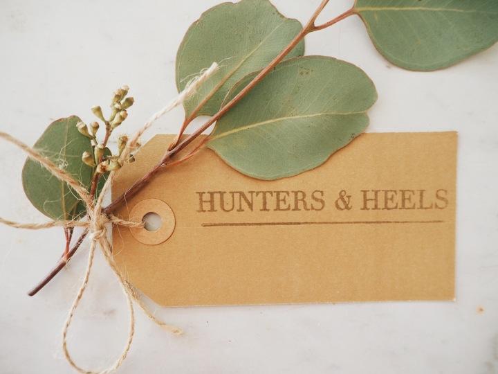 Christmas arrived early with #huntersandheelsinstameet